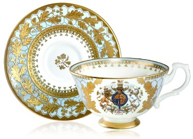 commemorative china queen elizabeth diamond jubilee 2012