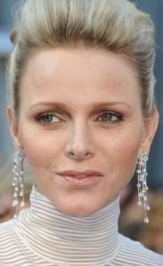 princess charlene monaco academy awards oscars akris montblanc